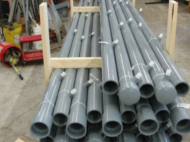 Industrial Plastic Pipe Fabrication - HPDE &