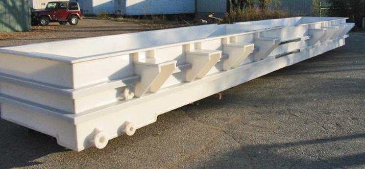 Plastic Tank Fabrication - Custom Tank Fabrication   Chicago